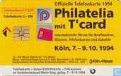 Philatelia mit T'card