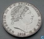 United Kingdom 1 crown 1818 (LIX)
