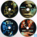 DVD / Video / Blu-ray - DVD - Out of Time + Spartan + Out of Reach + Wake of Death