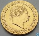 United Kingdom 1 sovereign 1820