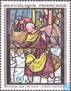 Postage Stamps - France [FRA] - Miraculous Catch of Fish