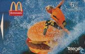 McDonald's Quarter Pounder Surfer
