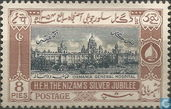 Silver jubilee of the Nizam