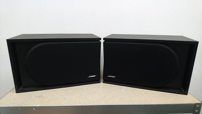 bose 4 2 series ii direct reflecting speakers catawiki. Black Bedroom Furniture Sets. Home Design Ideas