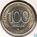 Russie 100 roubles 1992 (l)