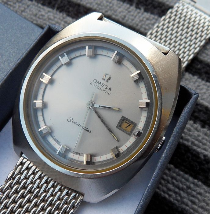 Omega Seamaster Anni 70.Omega Seamaster Automatic Men S Watch 70s Catawiki