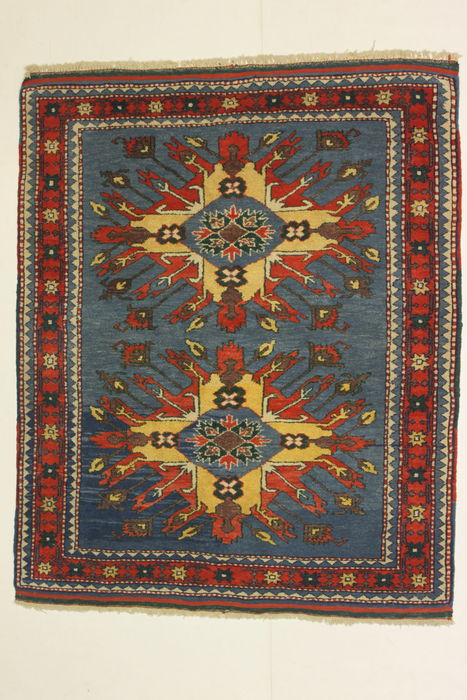 KAZAK TURKEY carpet in perfect condition, 20th century