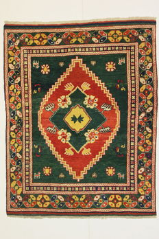 TOROS rug, Turkey, 20th century, 187 x 154 cm, hand-knotted.