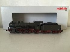 Märklin H0 - 37031 - Steam locomotive with tender P8 of the K.P.E.V.