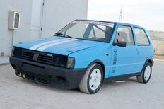 Fiat - Uno Turbo ie - 1985