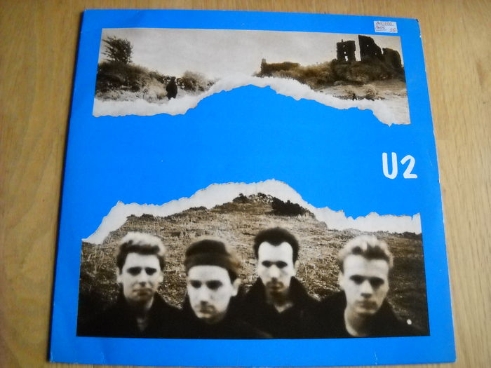 U2 -In the hands of desire and love [  Paris 1989 bootleg]