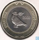 Bosnia and Herzegovina 2 konvertible marka 2000