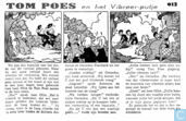 Comic Books - Bumble and Tom Puss - Tom Poes en het Vibreer-putje