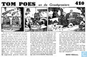 Comic Books - Bumble and Tom Puss - Tom Poes en de Grootgroeiers
