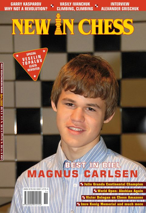 New In Chess magazine 5 complete years - Catawiki
