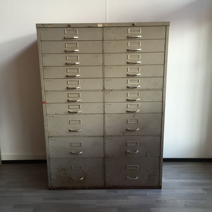 canada metal industrial file filing cabinet polished