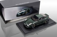Z-Models / Porsche Dealer Exclusive - Scale 1/18 - Porsche 911 (991) Club Coupe - Limited Edition 1000 pieces