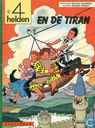 Bandes dessinées - 4As, Les - De 4 helden en de tiran
