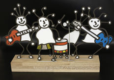 Paul Kostabi - SPRKL Family Band