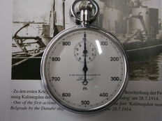 Artillery stopwatch - rangefinder of the K.u.K. - armed forces in WW1