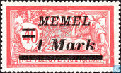 Type Merson, overprinted