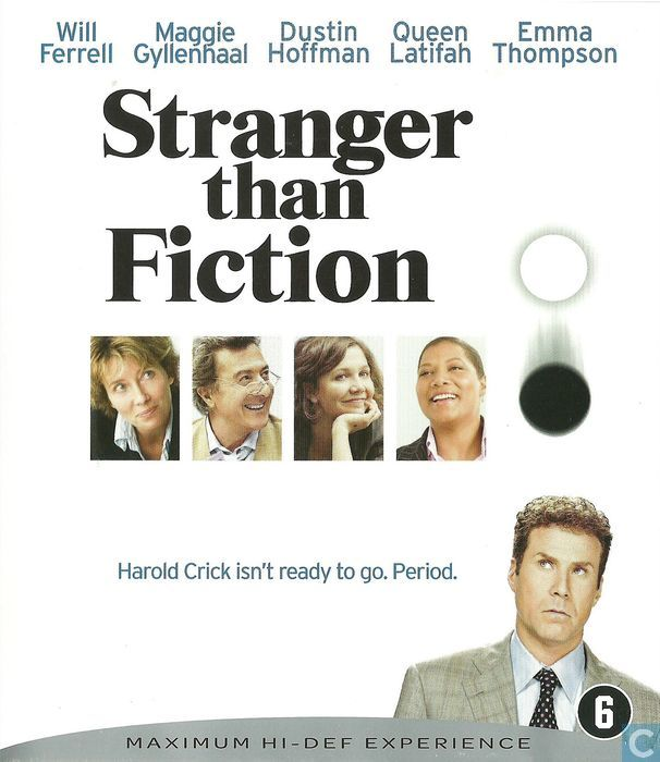 stranger than fiction analysis essays Stranger than fiction in the film 'stranger than fiction' by mark fortster, the director portrays the issue of time and how it has affected the protagonist who is harold crick harold crick is an irs agent who lives a 'life of solitude' and monotony harold crick lives a calculated life timed to perfection by his [.