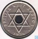 British West Africa 1 penny 1936 (H)