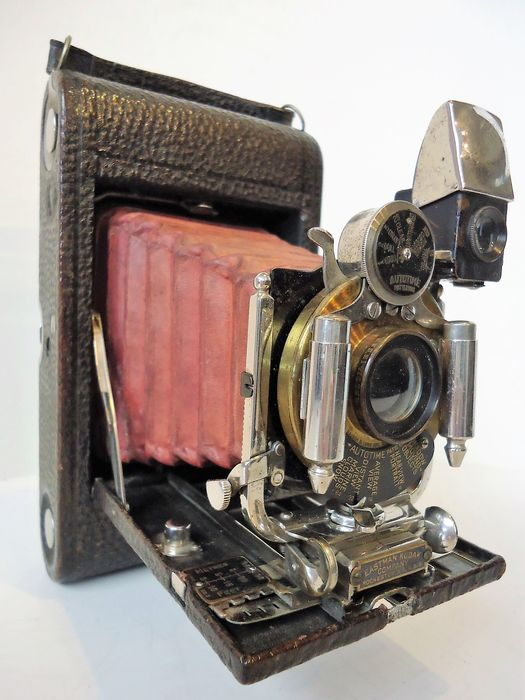 Eastman Kodak No 3 Folding Pocket Kodak Model E 3 Approx Catawiki