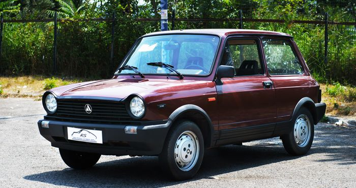Autobianchi A112 Junior - 1982
