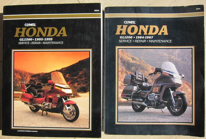 honda goldwing 1200 service manual how to and user guide rh taxibermuda co 1990 Honda Goldwing 2000 Honda Goldwing
