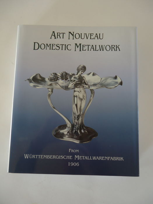 Literature Art Nouveau Domestic Metalwork Wmf 1906 The Catawiki