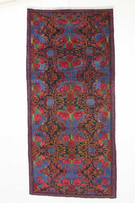 Rare Bidjar carpet, Iran, early 20th century, collector's piece