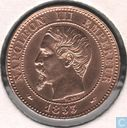 Frankreich 2 Centime 1853 (A)