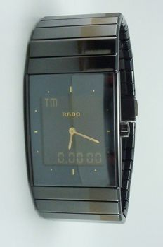 Rado Diastar Ceramic Multi-function – Men's wristwatch – From the 2000s.