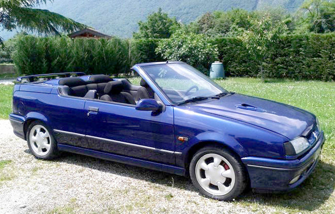 renault r19 cabrio 1993 catawiki. Black Bedroom Furniture Sets. Home Design Ideas