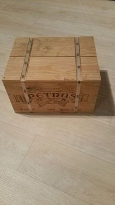 2002 Petrus, Pomerol, France – Case with 6 bottles