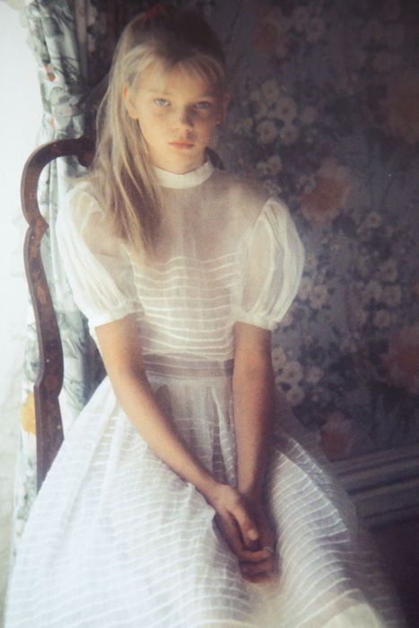 David hamilton photographs of models, michelle thomas nue
