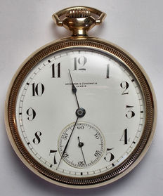 Vacheron Constantin -- Pocket watch -- 1920