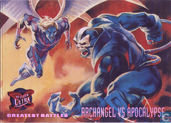 Greatest Battles: Archangel vs. Apocalypse
