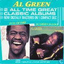 2 Classic Albums - Al Green Is Love + Full of Fire