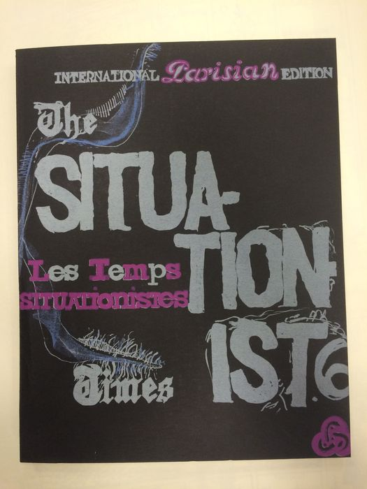 The Situationist Times / Les Temps Situationistes No. 6 - [1967]