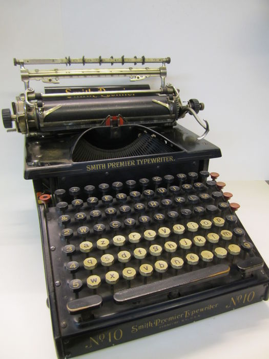 Image result for typewriters with two keyboards
