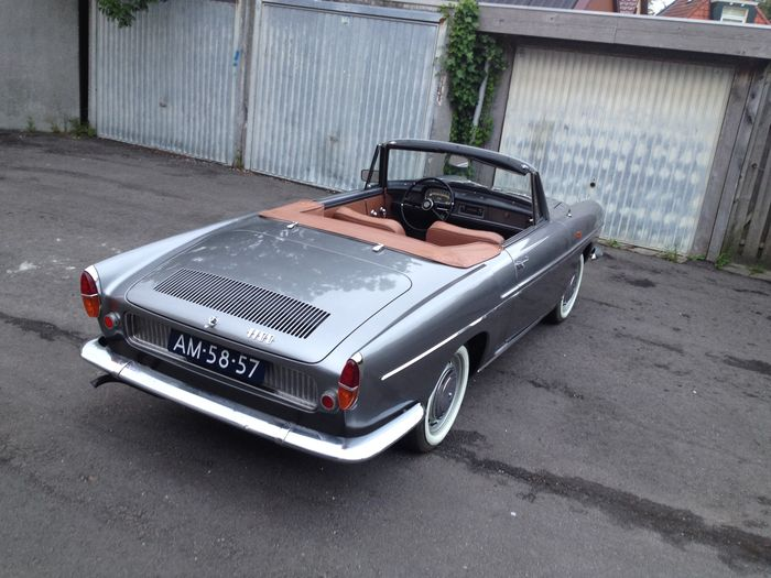 renault caravelle convertible 1964 catawiki. Black Bedroom Furniture Sets. Home Design Ideas