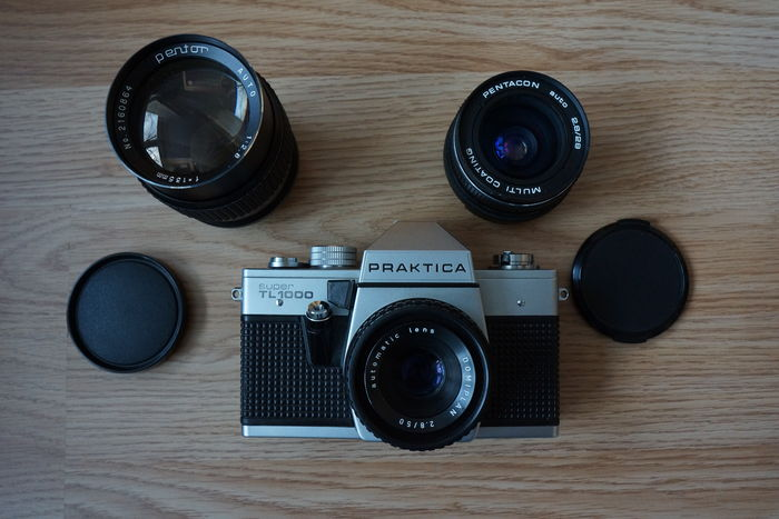Praktica super tl catawiki