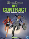 Comics - Wayne Shelton - Het contract