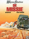 Comic Books - Wayne Shelton - De missie