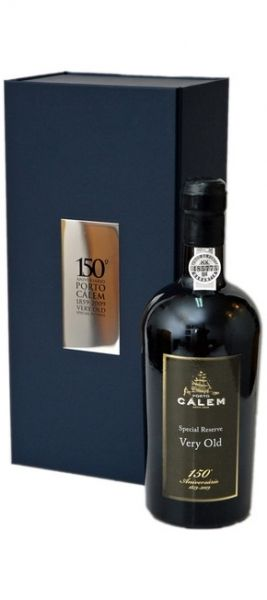 Calem, Very Old Port, 150 years Limited Anniversary Edition - 1 fles (75 cl)
