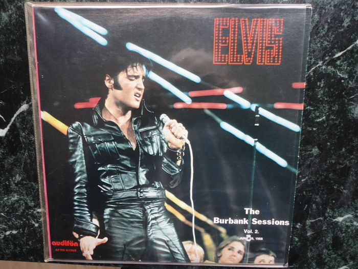 Elvis Presley - The Burbank Sessions Vol. 1+2, Memories Are Forever And Exclusive Live Press Conference.