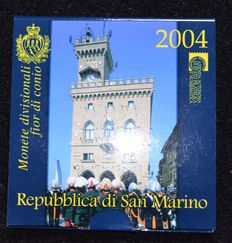 San Marino – Year pack 2004