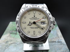ROLEX EXPLORER 2 16550 CREAMY DIAL – unisex watch – around 1987